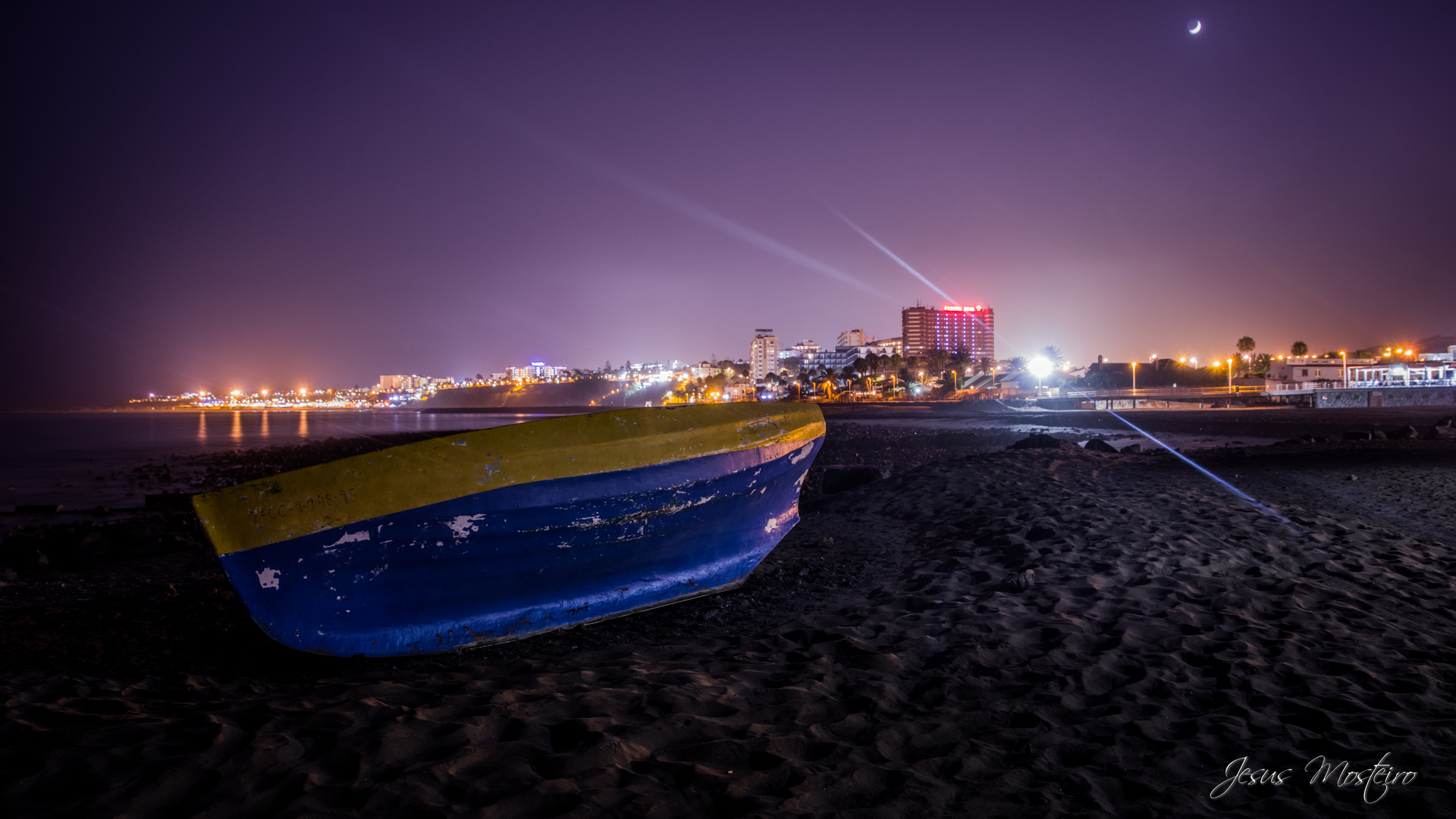 Barca, Playa de San Agustin