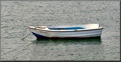 Barca solitaria.