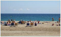 barcelona 23 / strand