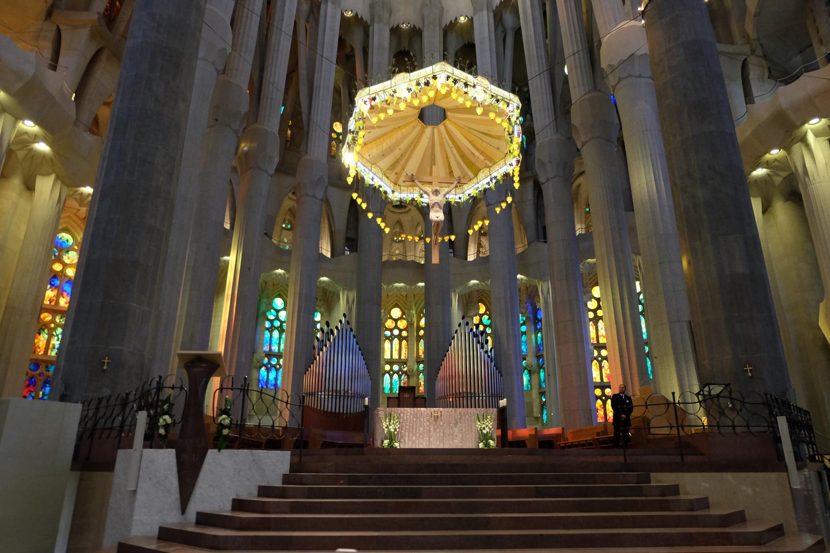 Barcelona (6) Antoni Gaudí i Cornet - Sagrada Família