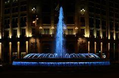 Barcelona bei Nacht