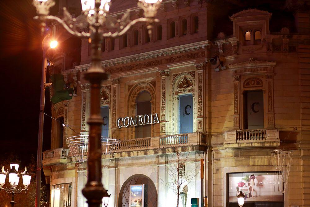 Barcelona bei Nacht (II)