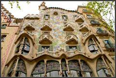 Barcelona, Casa Batllo #1