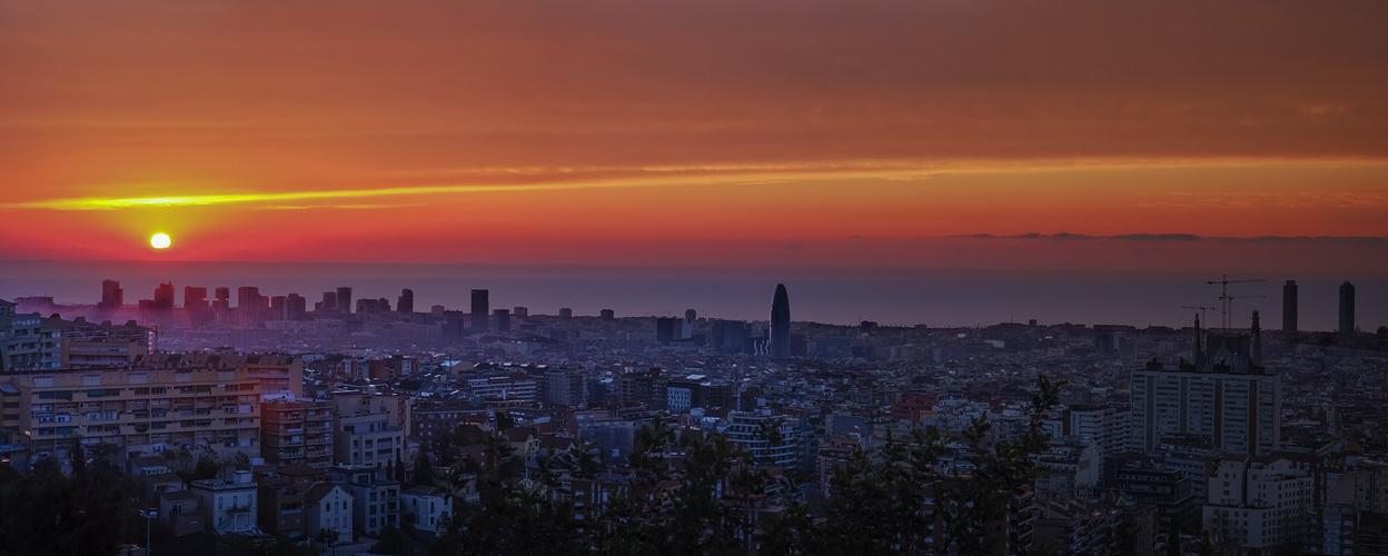 Barcelona, despierta