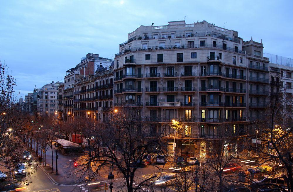 Barcelona - die Stadt erwacht