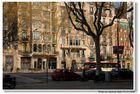 Barcelona, en la Avinguda Diagonal