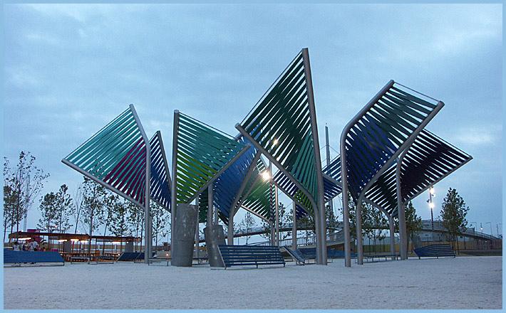 Barcelona Forum 2004