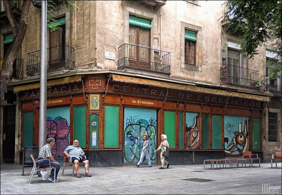 Barcelona-Impressionen, pt.III