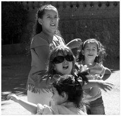 Barcelona kids