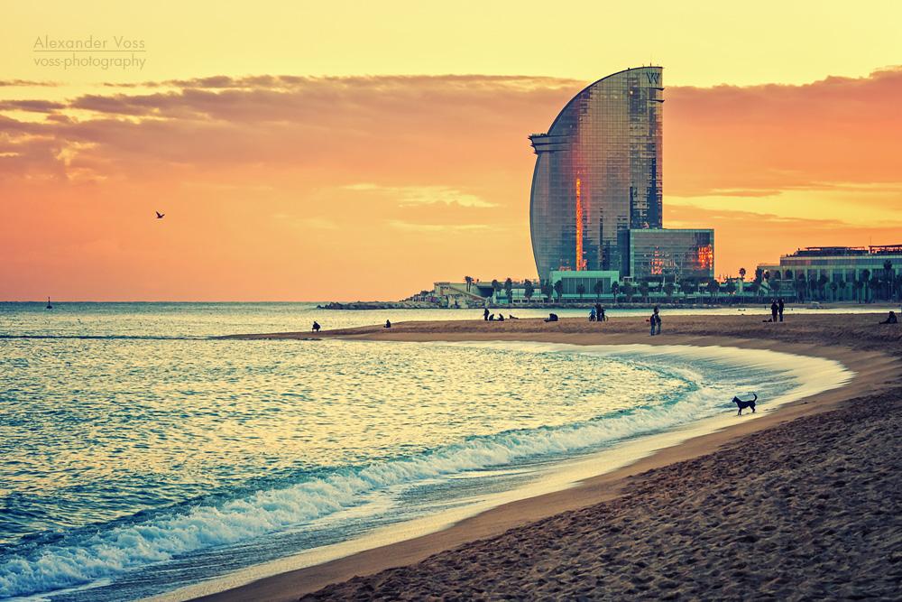 Barcelona - La Barceloneta