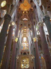 Barcelona - La Sagrada Familia, Gaudi