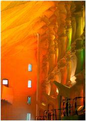 Barcelona natural lights