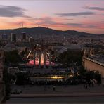 Barcelona @ Night