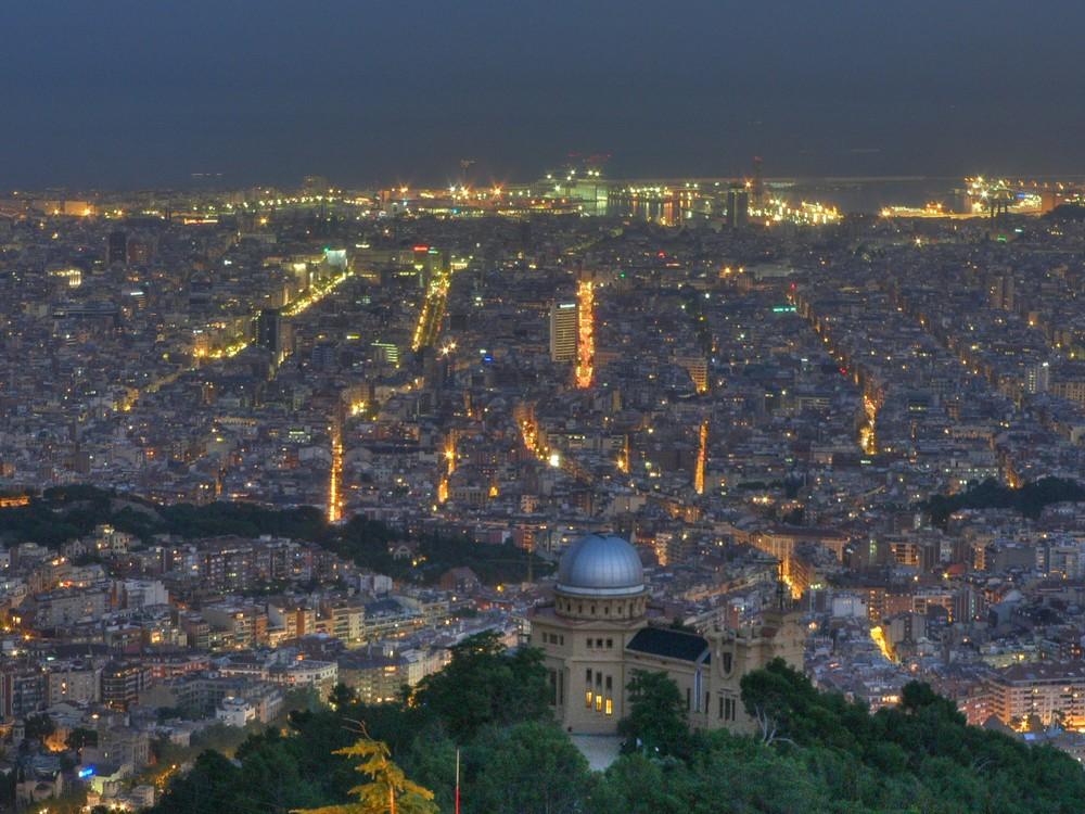 Barcelona noca