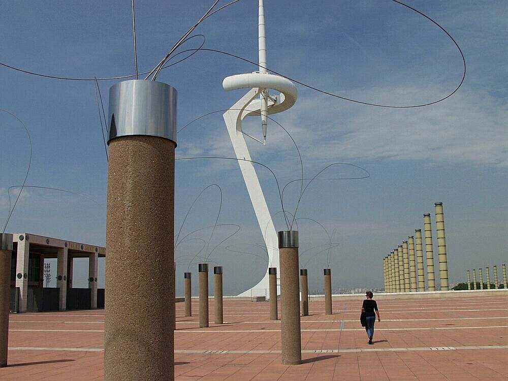 Barcelona - Olympia Stadion