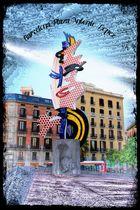 Barcelona Plaza Antonio Lopez
