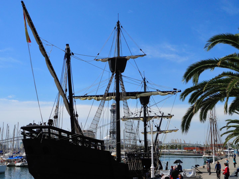 Barcelona; Rambla de Mar