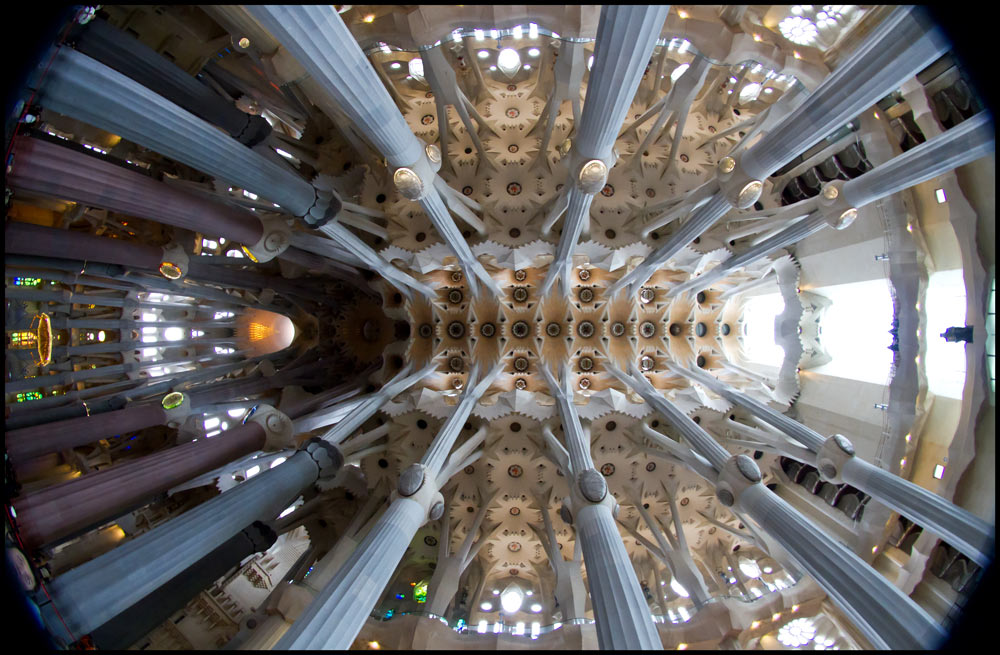 Barcelona - Sagrada Familia #2