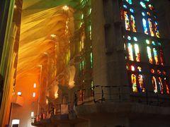 Barcelona - Sagrada Familia by Gaudi