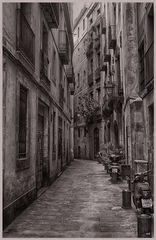 Barcelona Serie - Mitten durch die Stadt