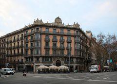 Barcelona - Straßenbild (I)