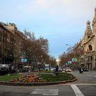 Barcelona - Straßenbild (II)