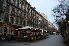 Barcelona - Straßenbild (IV)