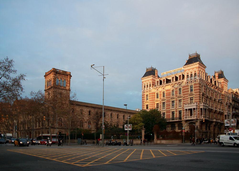 Barcelona - Straßenbild (V)