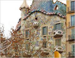 Barcelona/Gaudi Casa Battló