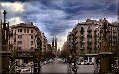 Barcelona...Ospedale Santa Croce e San Pablo.