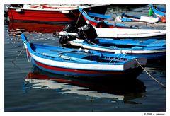 Barche a Mondello