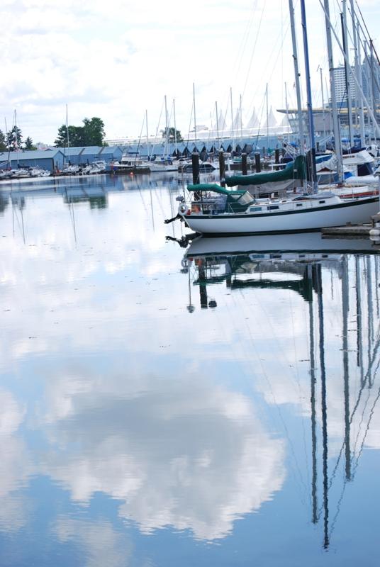 Barche a specchio