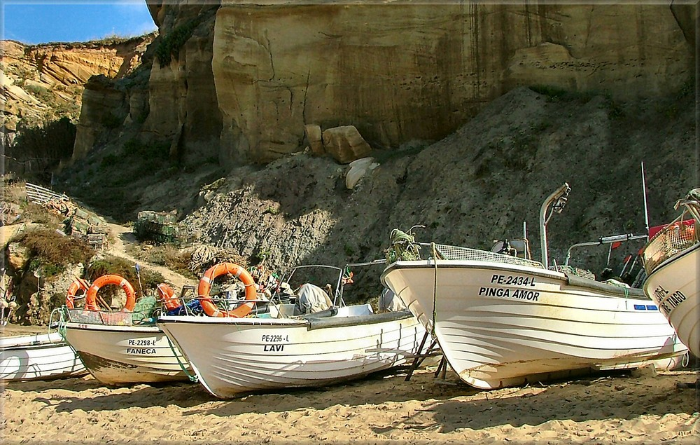 Barche al Porto Nuovo!!!!!!!!