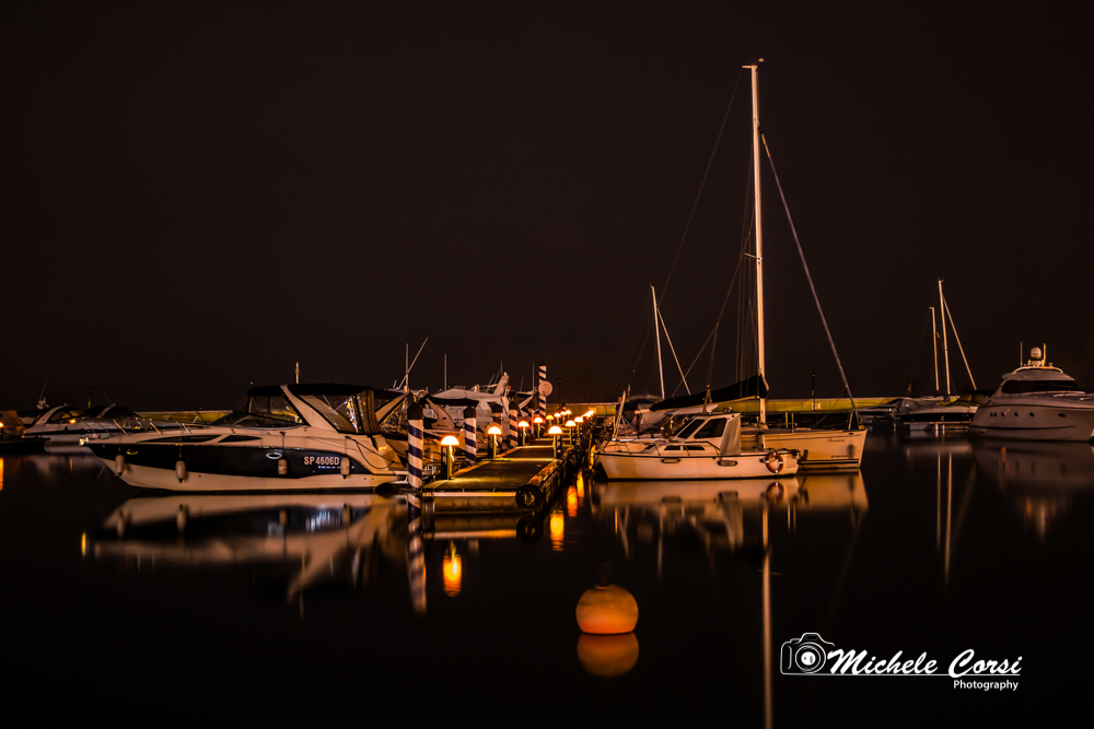 barche in porto