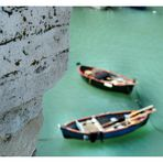 Barche nel porticciolo di Giovinazzo(Ba)