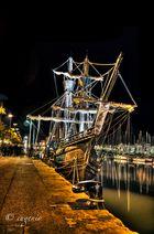 Barco nocturno