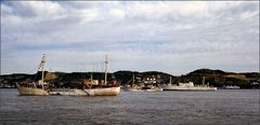 Barcos bacalhoeiros...Wie Dazumal!