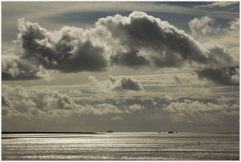 Barfuß am Silberstrand entlang, am Silbermeer... (mit Tipps zur effektiven Belichtung!)