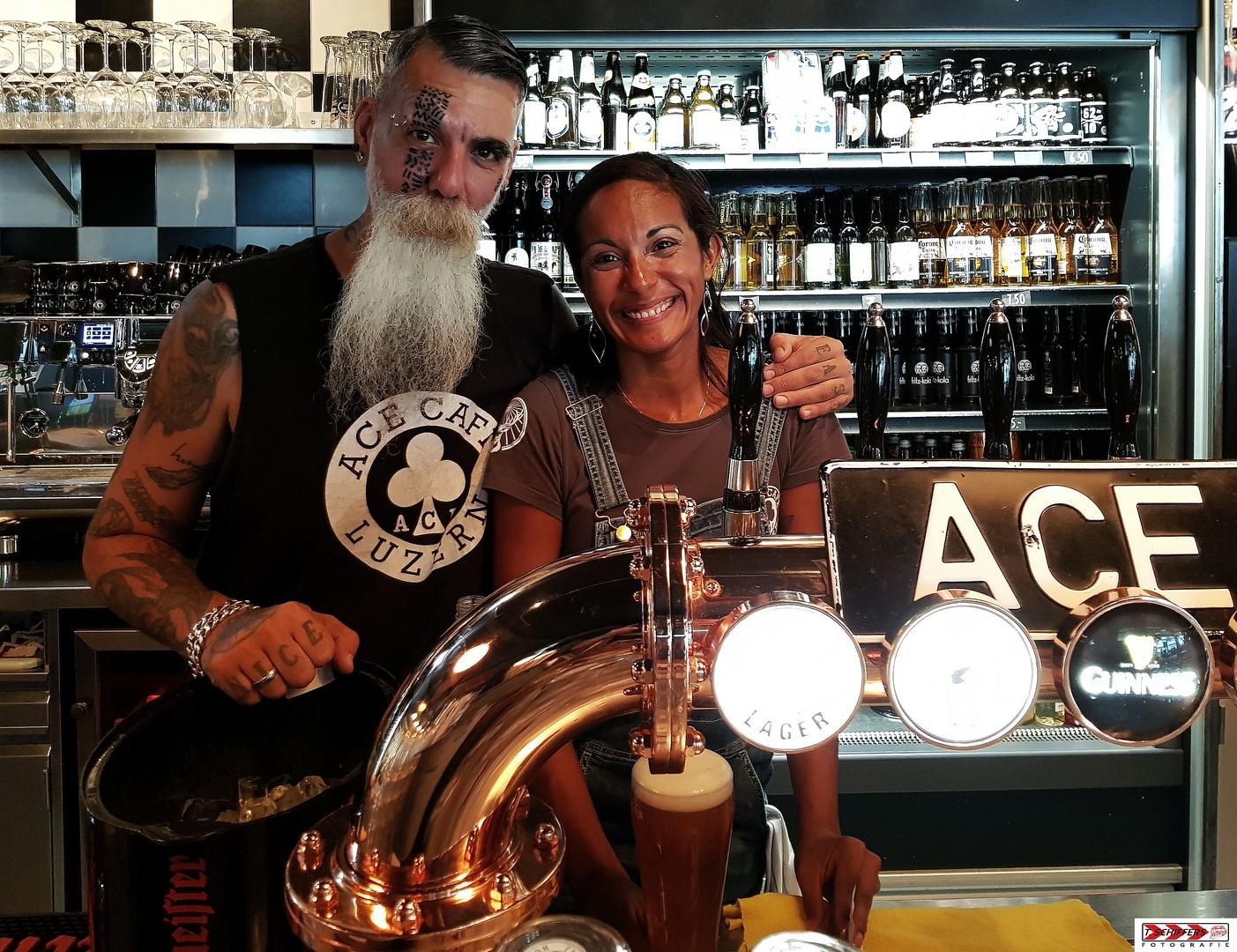 Barkeeper mit Leidenschaft