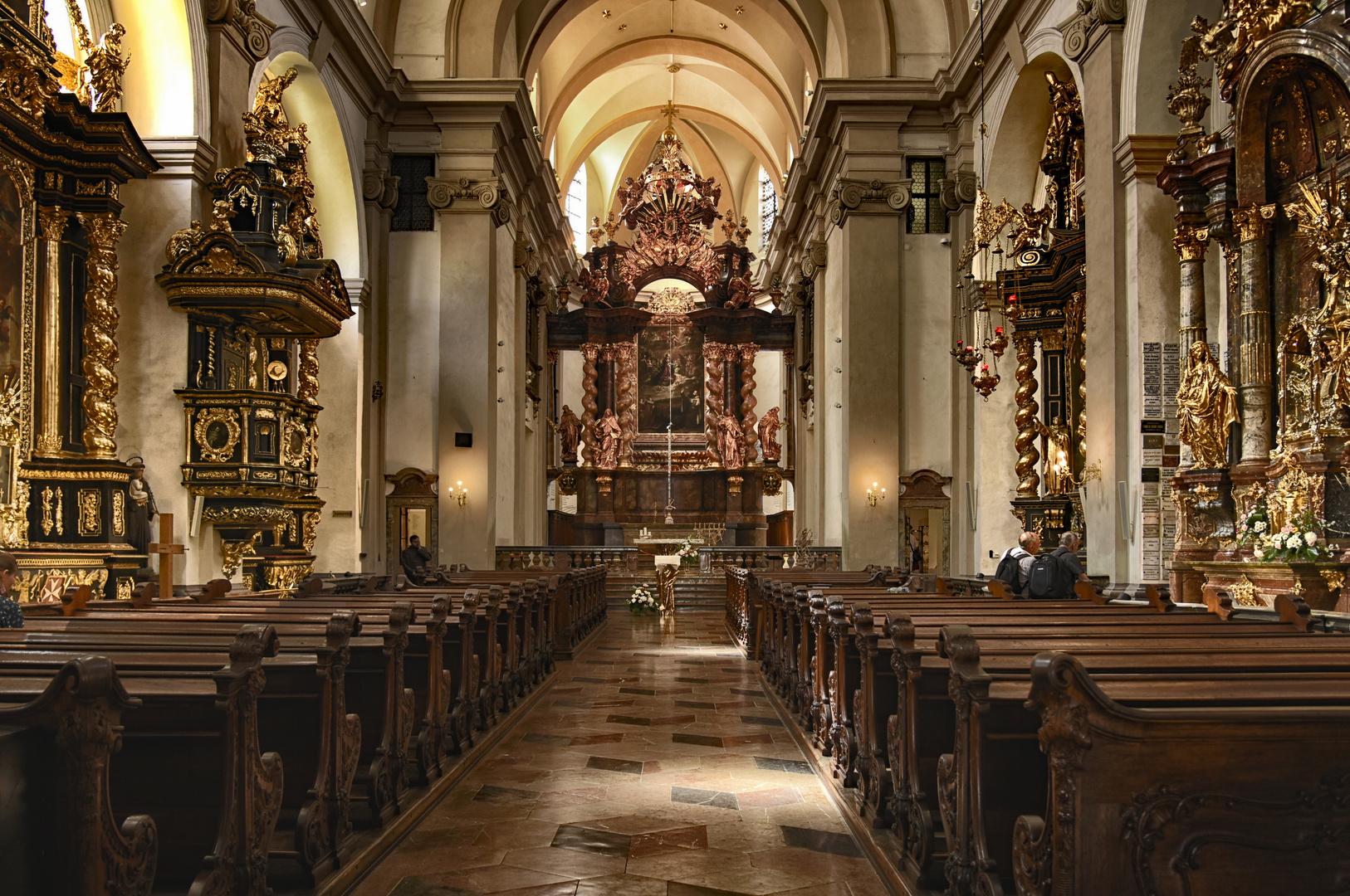 Barock Kunst aus Prag