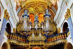 """Barock-Orgel """"Heilige Linde"""" (Swieta Lipka)"""