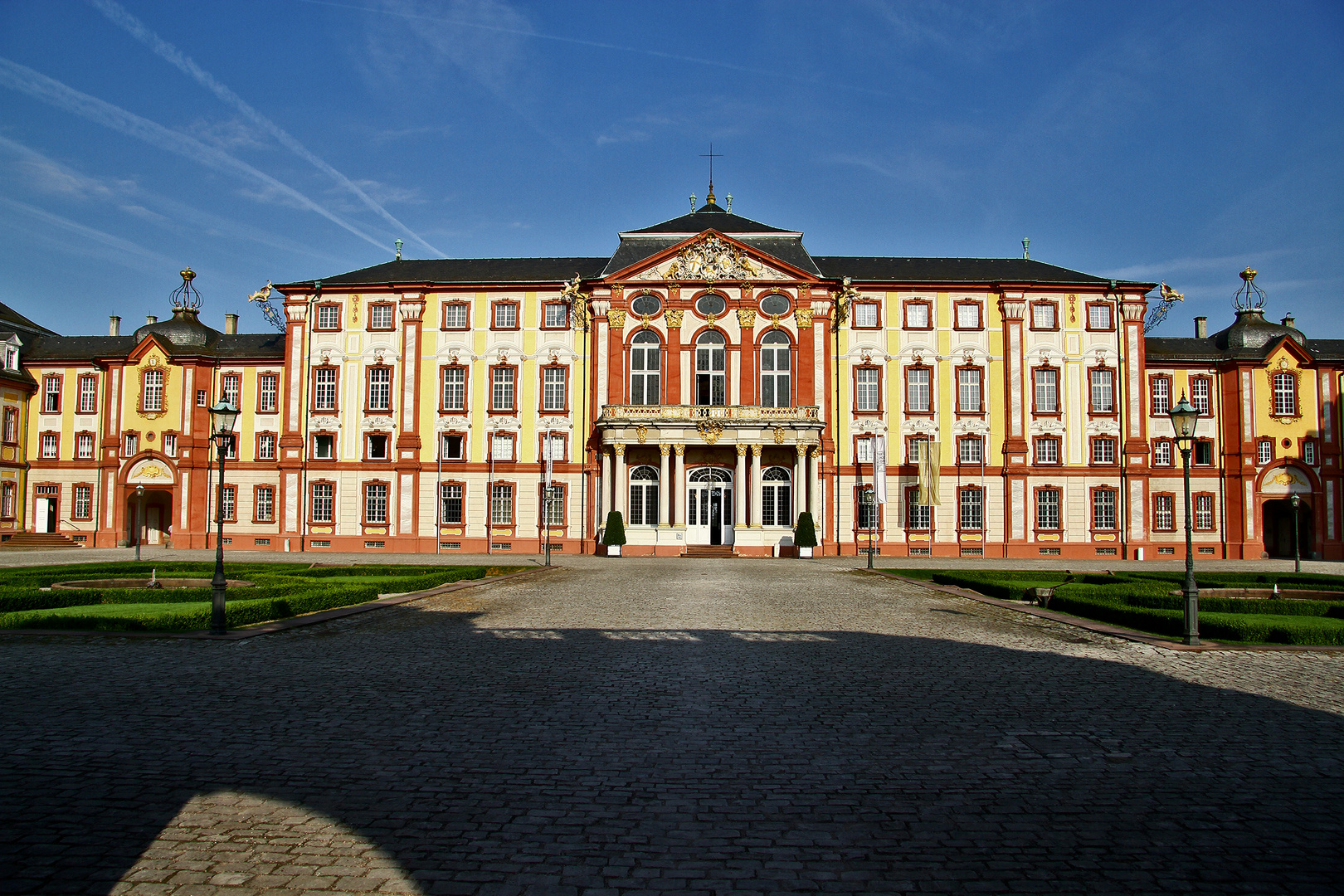 Barock Schloss Bruchsal