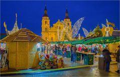 Barock Weihnachtsmarkt 1