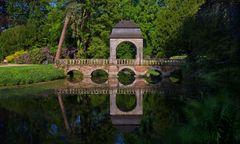 Barockbrücke Schloss Dyck