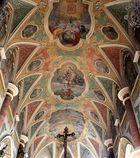 Barockdecke Pfarrkirche Wasserburg