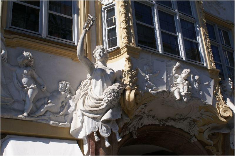 Barocke Fassade