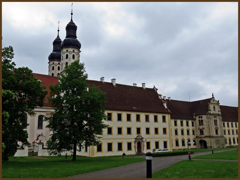 Barocke Klosteranlage Obermarchtal -Ehemaliges Prämonstratenser-Stift Marchtal-