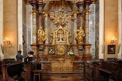 Barocke Prachtkirchen - Prag -
