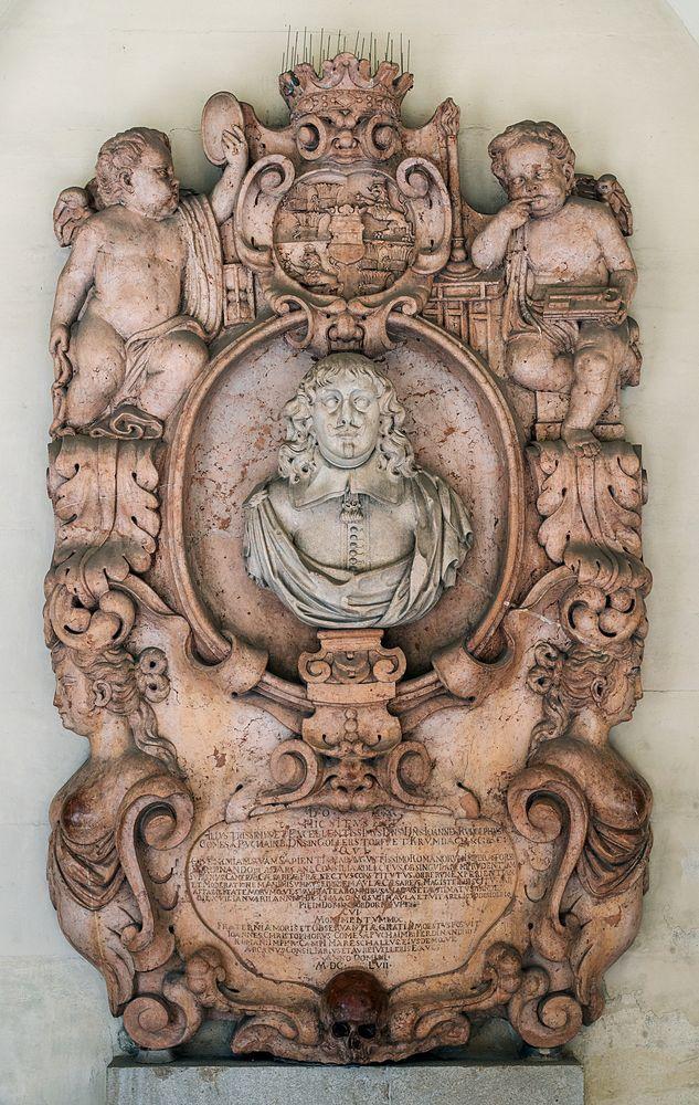 barockes monument...