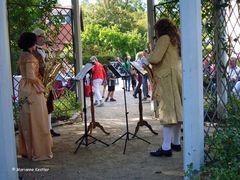Barockes Sommerfest im Neu-Isenburger Bansapark